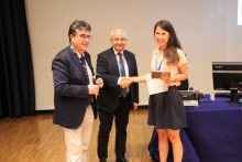 "Zum Artikel ""Best Paper Award for Tatiana Pavlenko"""